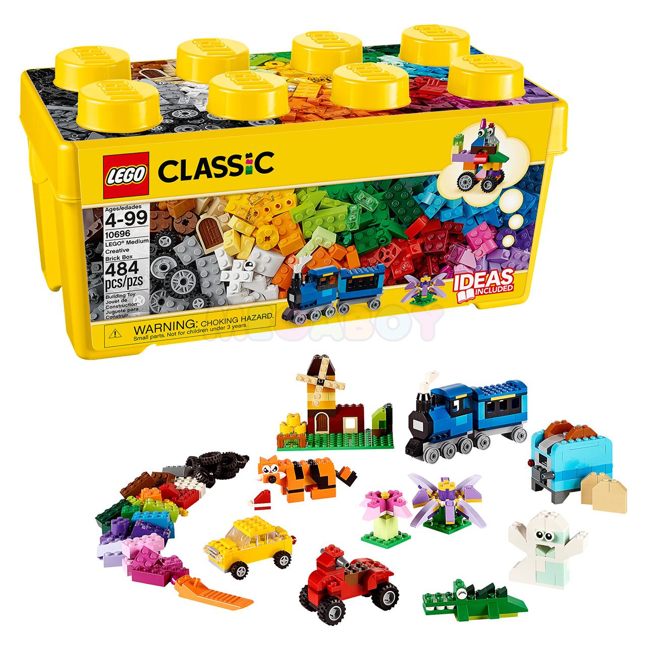 Lego classic 10696 набор для творчества конструктор