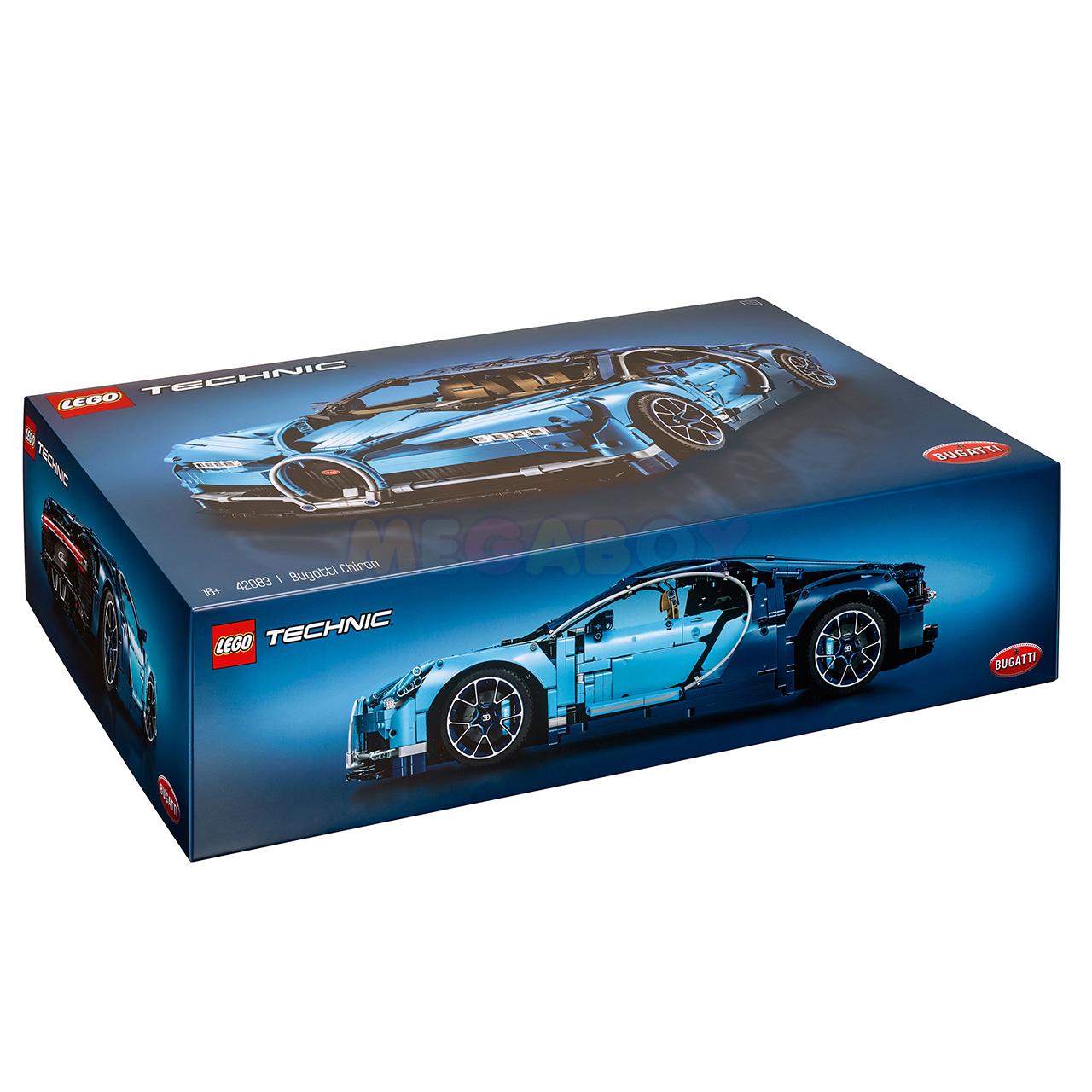 Lego technic 42083 цена