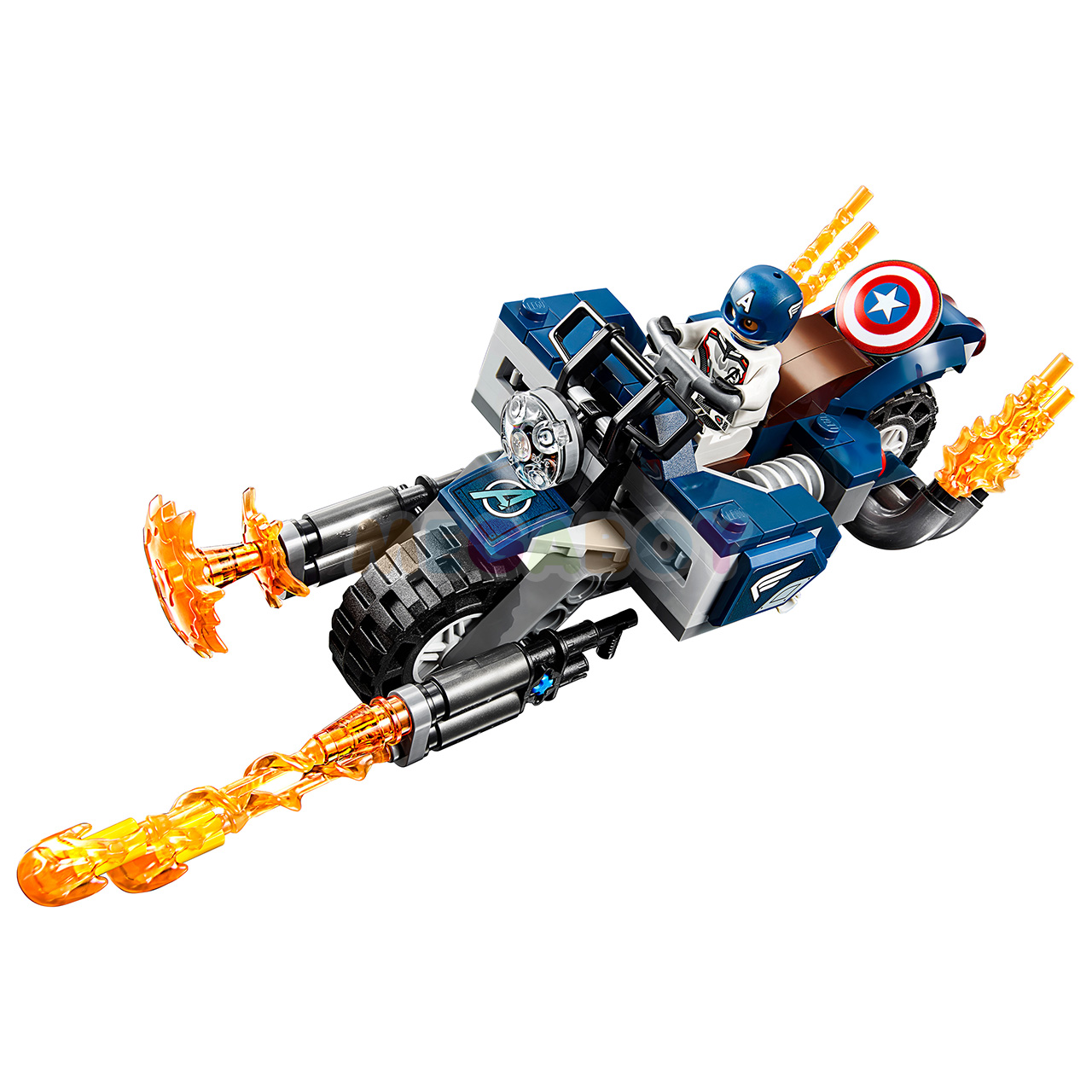 """ЛЕГО 76123, купить LEGO® Marvel™ Avengers 4 - """"Атака Аутрайдеров"""""""